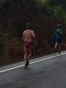 Spider Man Running Shorts?